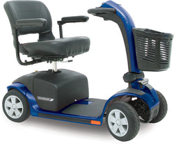 Scooter Pathrider 10 4 Blue [Pr10-4B] - Think Mobility