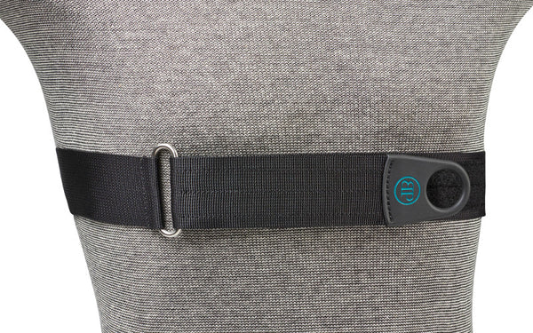 Bodypoint Chest Belt 2In Flat Mount [Bp-Sh102-B1] - Think Mobility