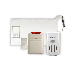 Cura1 Seisurealert Wireless Remote Alarm [Cur-3016] - Think Mobility