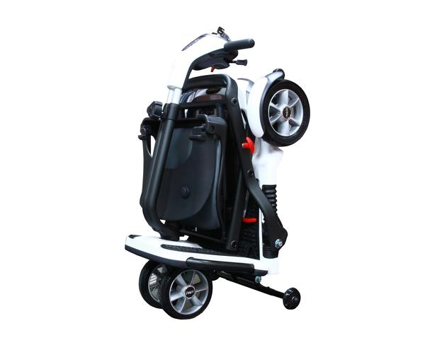 "Scooter S19 Foldable Quest Travel 16"" 4 Wheels P/w [Hw-S19] - Think Mobility"