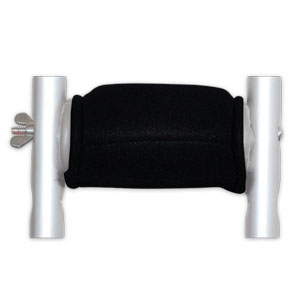 Crutch Cover Gel Ovations With Velcro Closure [Crhc] - Think Mobility