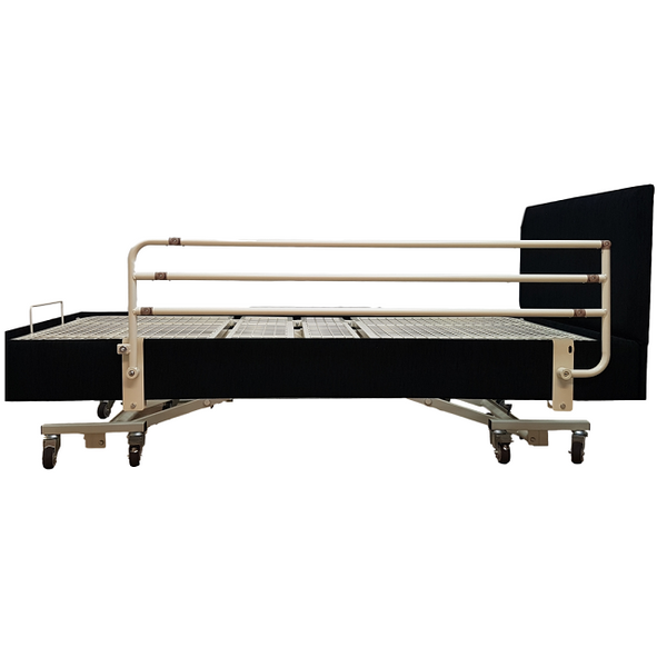 I-Care Full Length Fold-Down Bed Side Rails Icare (Pair- Left & Right) [Acfsrp] - Think Mobility