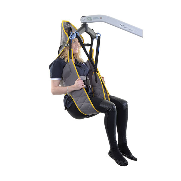 Sling Oxford Comfort Access Padded With Head Support Large Sl25578 [Lg6396] - Think Mobility