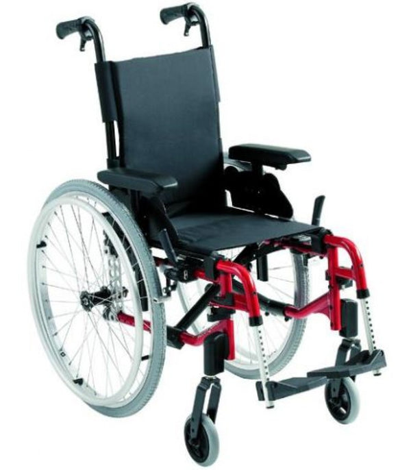 Wheelchair Invacare Action 3 Junior Self Propelled 8-11X10-12 [A3Jrsp-Evo-2-Au] - Think Mobility