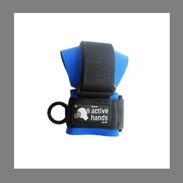 Active Hands General Purpose Mini Right Blue [Ah Mini R Blue] - Think Mobility