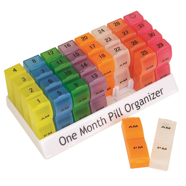 Aidapt One Month Pill Organiser [Vm931Ac] - Think Mobility