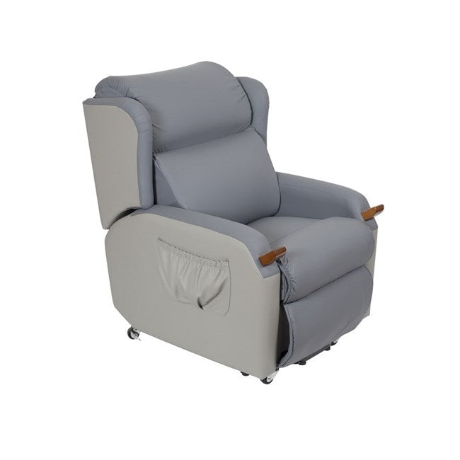 Lift Chair Air Comfort Compact Dual Motor Small Carrex [Ac59064] - Think Mobility