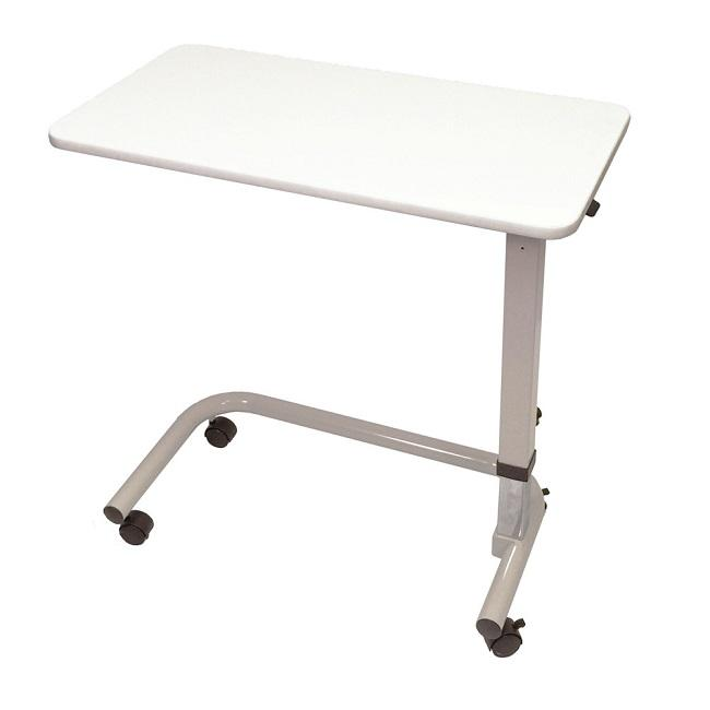 Aspire Overbed Table Laminate - White [Bea006700] - Think Mobility
