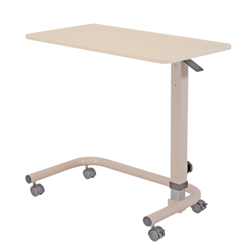 Aspire Overbed Table Thermoform Recessed Top [Bea028000] - Think Mobility