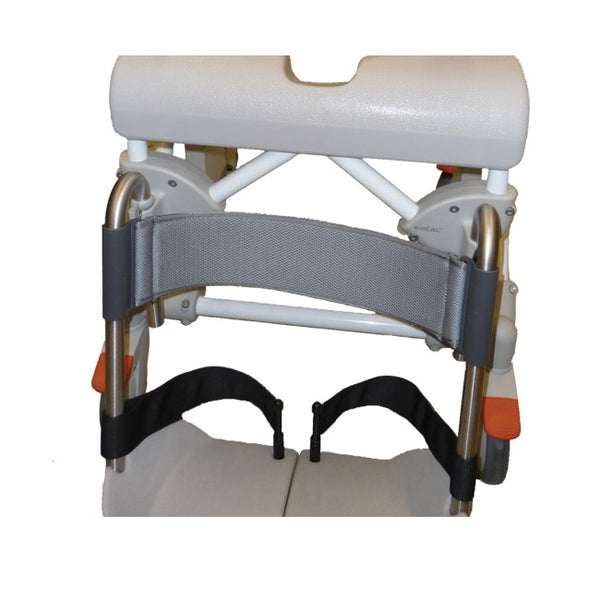 Bodypoint Aeromesh Shower Chair Calf Support 18In 22Mm [Bp-Bb218-22Mm] - Think Mobility