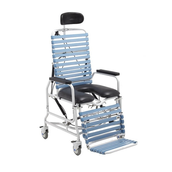 Broda Cs385 Revive Tilt & Recline Shower Commode [Cs385-22] - Think Mobility