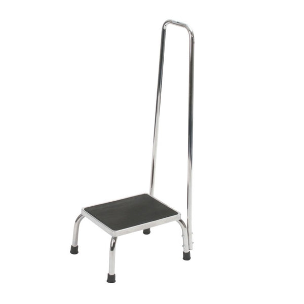 Bath Step Stool With Handrail Days [Jan-Jmc-5710] - Think Mobility