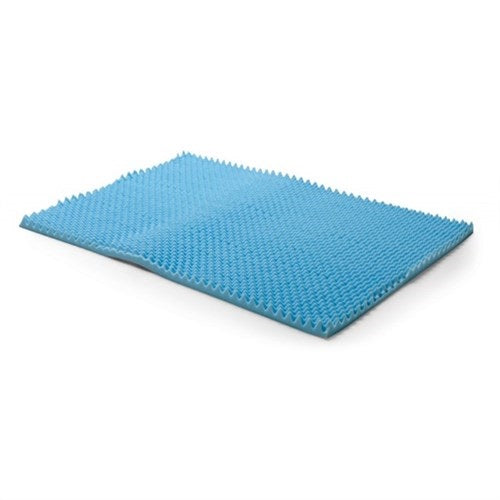 Mattress Body Huggar/eggshell Single Blue [A105012000] - Think Mobility