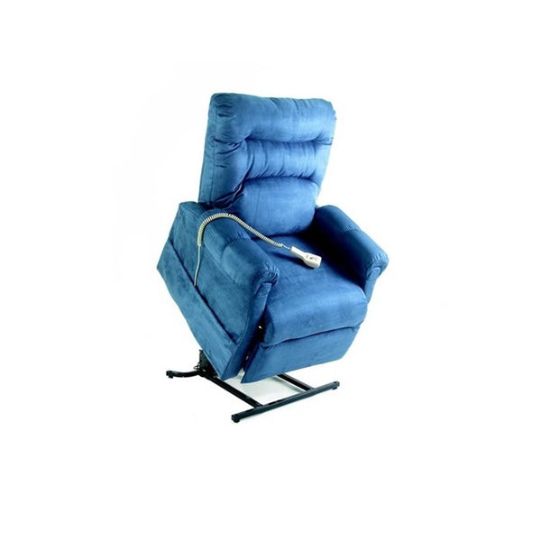 C5 Lift Chair Arctic Blue Fabric [C5Ab] - Think Mobility