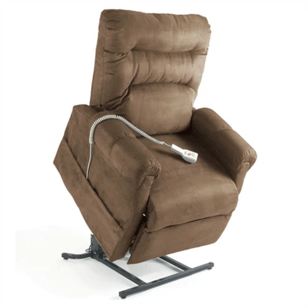 C5 Lift Chair Chocolate Fabric [C5C] - Think Mobility
