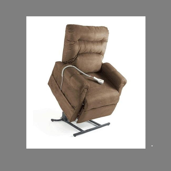 Lift Chair Pride C6 Dual Motor Chocolate Fabric [C6C] - Think Mobility