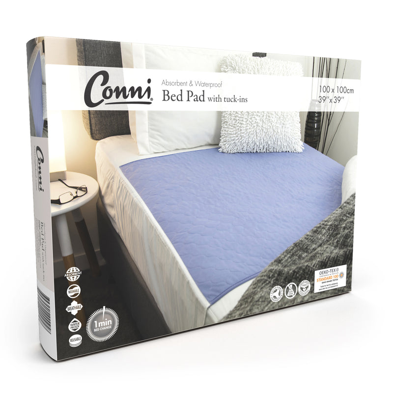 Conni Max Bed Pad Mauve [Ccd-100100-25-1] - Think Mobility