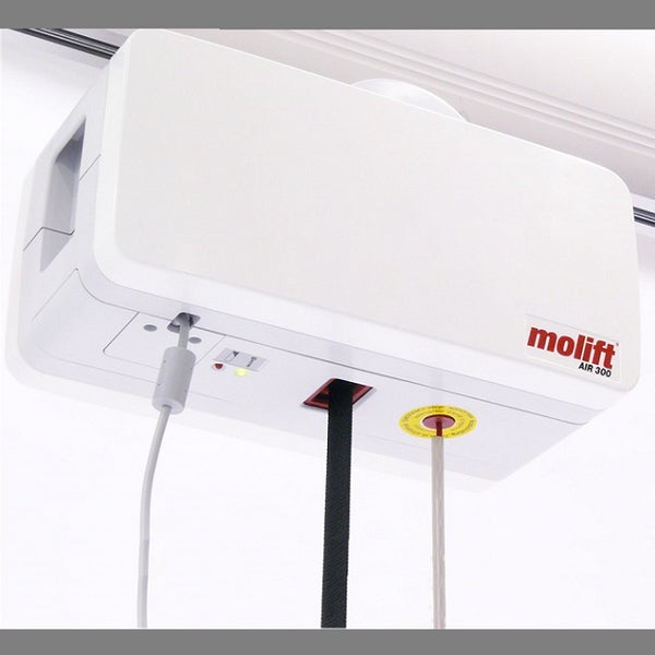 Ceiling Hoist Molift Air 300 Propulsion [26300] - Think Mobility