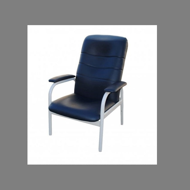 Chair High Back Atama Furniture Bc1 Vinyl Ink [Bc1] - Think Mobility
