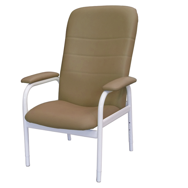 Chair High Back Atama Furniture Bc1 Vinyl Latte [Bc1] - Think Mobility