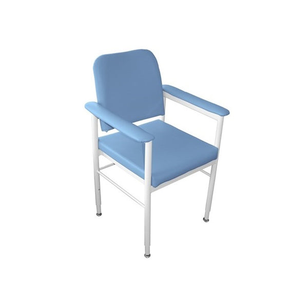 Chair Kingston Vinyl Artic Blue [18005Ab] - Think Mobility