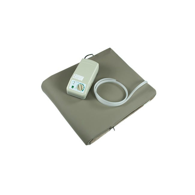 Configura Bariatric Cushion Air Cushion & Pump Fits Bariatric [Ca2476] - Think Mobility