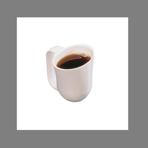 Dysphagia Cup Easy Tip Almond Homecraft [Pat-A779100] - Think Mobility