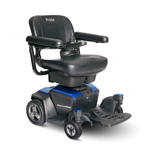 Powerchair Pride Go Chair With Battery And Charger [Gochairng] - Think Mobility