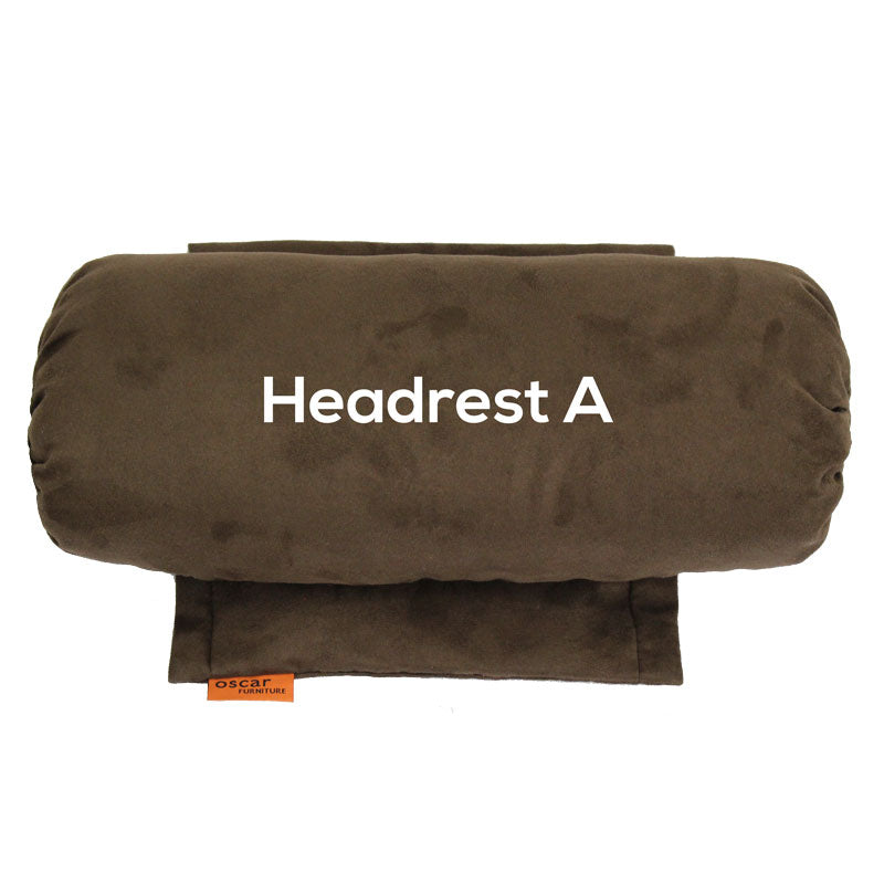 Headrest Oscar Furniture Size A (Gst) [Headrest A] - Think Mobility