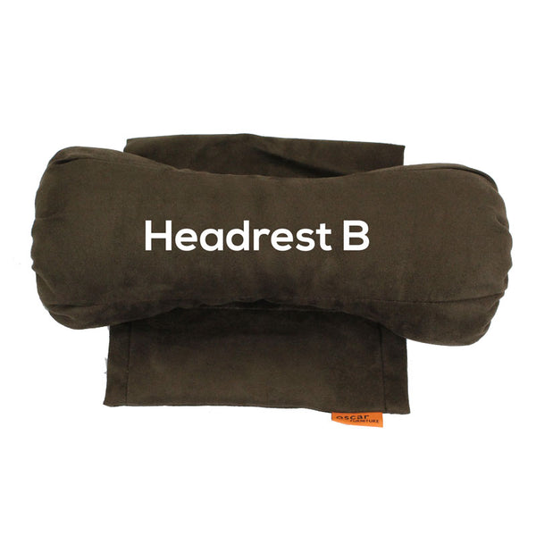 Headrest Oscar Furniture Size B (Gst) [Headrest B] - Think Mobility