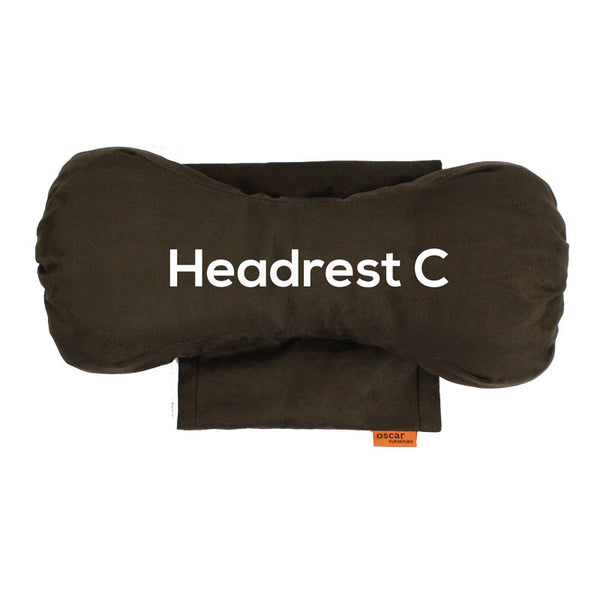 Headrest Oscar Furniture Size C (Gst) [Headrest C] - Think Mobility