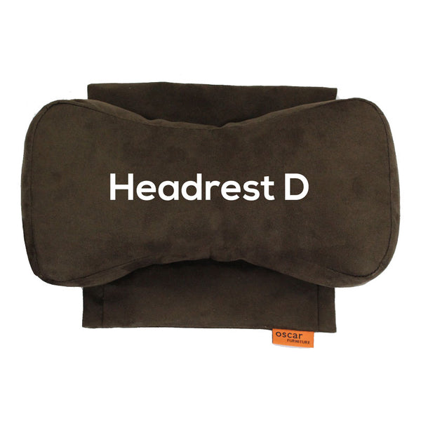 Headrest Oscar Furniture Size D (Gst) [Headrest D] - Think Mobility