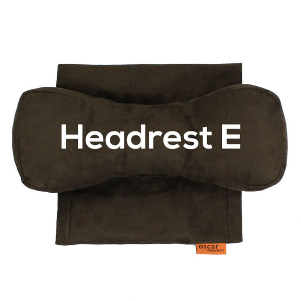 Headrest Oscar Furniture Size E (Gst) [Headrest E] - Think Mobility