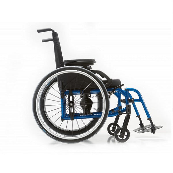 Helio A7 Ultralight Aluminium 7000W Heelchair [A7Wc02] - Think Mobility