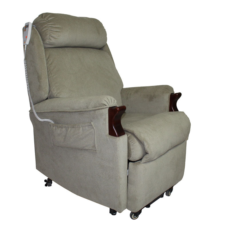 Lift Chair Oscar Furniture Hudson (Brumby) Dual Motor Size B [Hudson B Dual] - Think Mobility