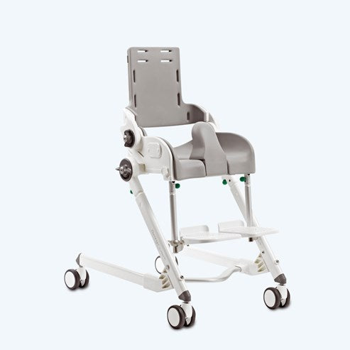 R82 Flamingo Size 2 (Includes 4 Locking Castors, Foot Support, H/a Folding Aluminium Frame, Armrests, Side Supports & Head Support) [R82880002-Nl] - Think Mobility
