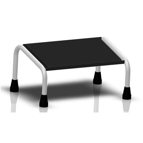 Footstool Angled Large Black Kcare [Ka560L] - Think Mobility