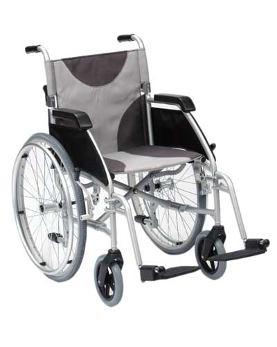 "Wheelchair Drive U/lightweight S/p 17"" [Lawc007Aau] - Think Mobility"