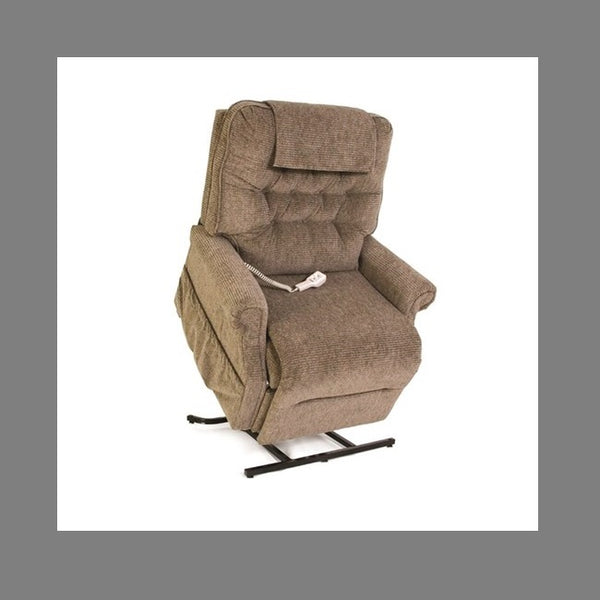 Lift Chair Pride Bariatric 3 Position Latte Fabric [Lc358Xll] - Think Mobility