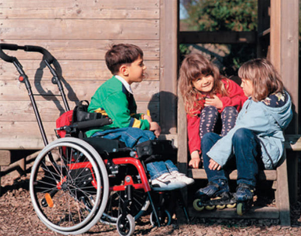 Power Chair Levo Lcev Kid/ Jnr