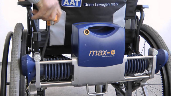 Max-E Power Add On Kit Via Cable [330220] - Think Mobility