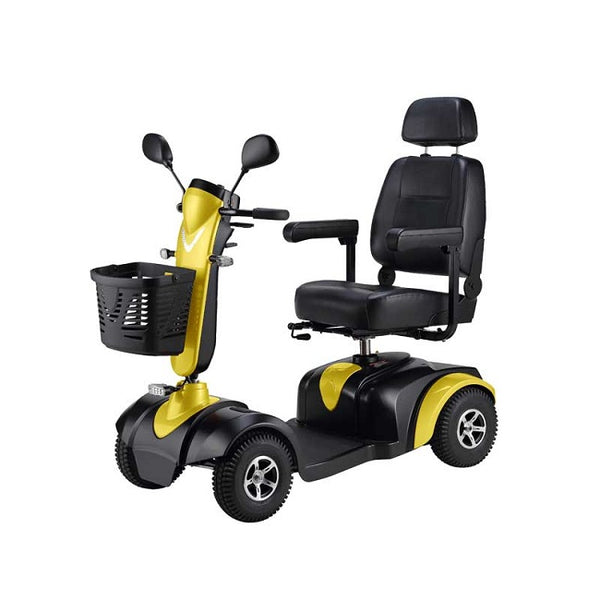 Merits 745 Plus 4W Scooter - Pearl Gold [S745A-1Pg]