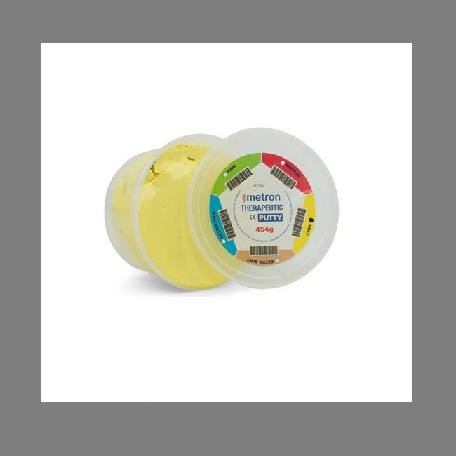 Metron Putty Yellow Soft 454G (Gst) [Dep-Metput1Yel] - Think Mobility