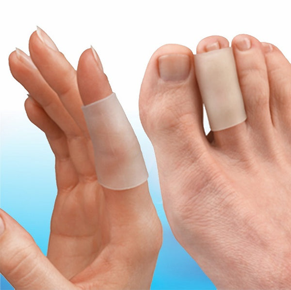 My Feet Gel Toe/finger Sleeve (Pair) [Mf1027] - Think Mobility
