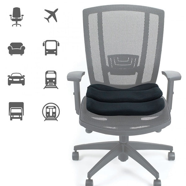 Obusforme Seat [Se-Black] - Think Mobility