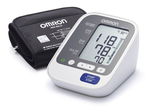 Blood Pressure Monitor Omron [Hem7130] (Gst) - Think Mobility