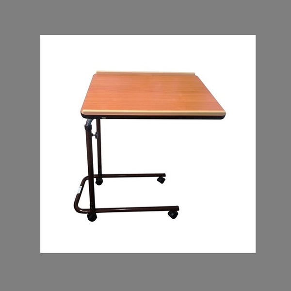Over Bed Table Tilting Small Peak Care [12216] - Think Moility