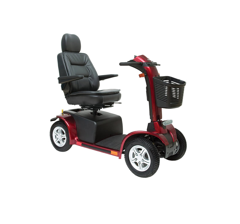 Scooter Pathrider 130 Xl 4 Red [Pr130Xl-4R] - Think Mobility