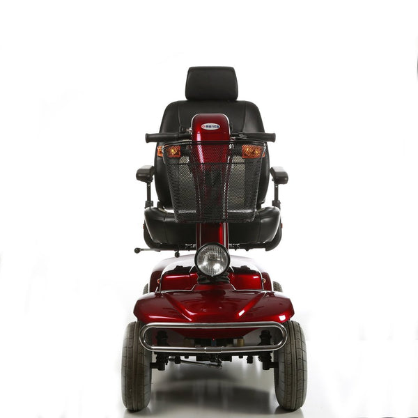 Scooter Pioneer 10 Red (Batteries Not Included) [S840B-1] - Think Mobility