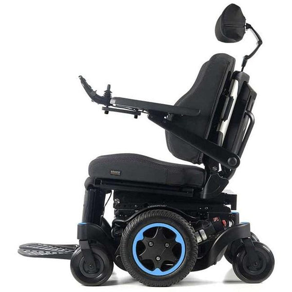 Power Wheelchair Quickie Q500 M Sedeo Pro [Q500M] - Think Mobility